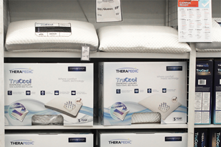 Comely International Cooling Mattress And Pillow Covers